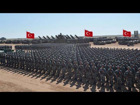 TÜRKİYE'NİN, YUNANİSTAN ve İSRAİL'i Korkutan İnanılmaz Silahları. Süper Askeri Teknolojisi.