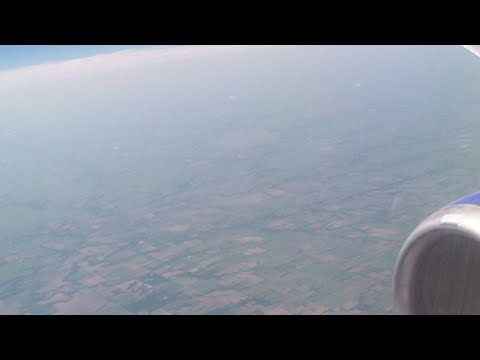 Flight: MCI (Kansas City) to HOU (Houston Hobby) on SWA Boeing 737-300