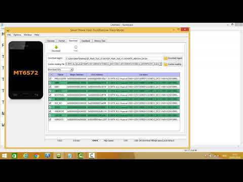 Huawei Y600-U20 MTK6572 100% tested scatter file - Miracle Mobile