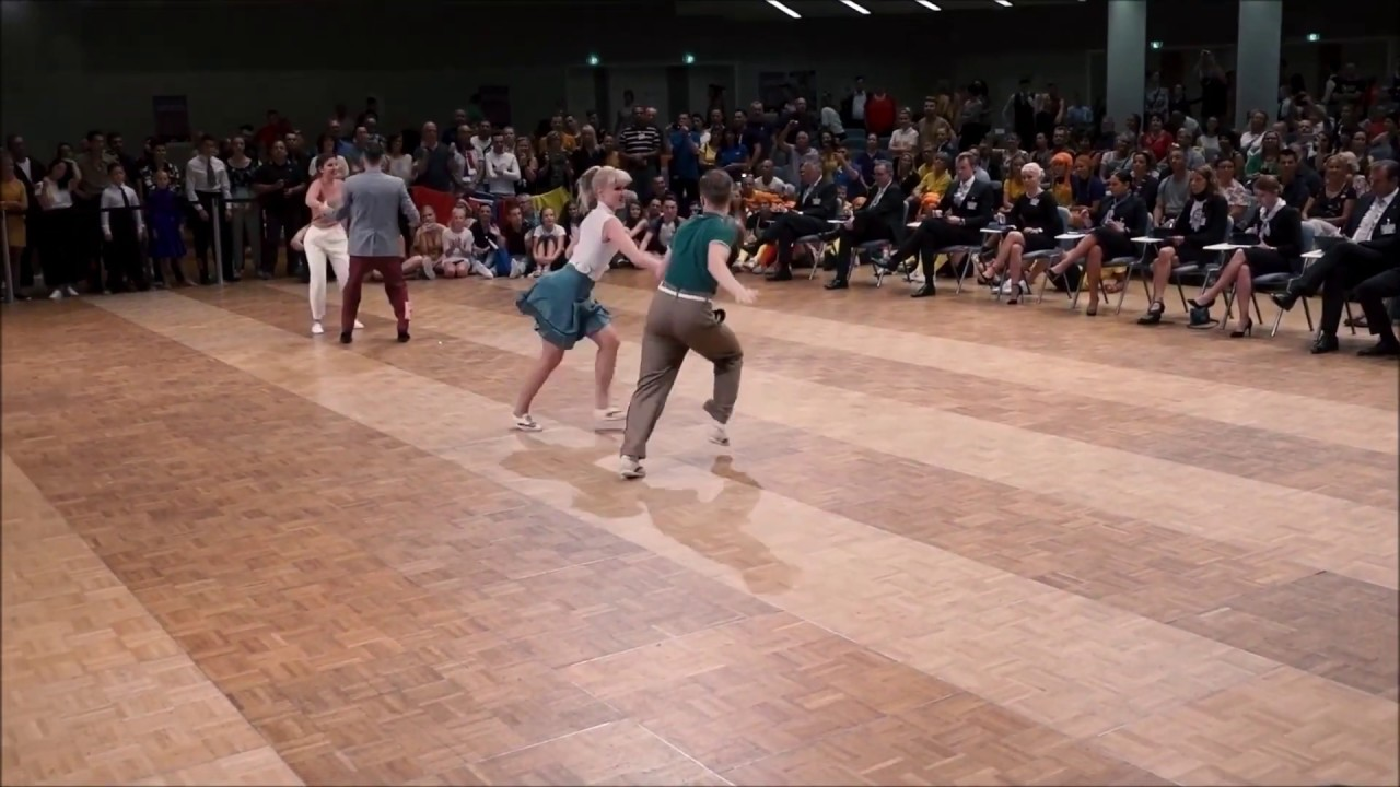 Boogie Woogie Dance in Different Angles!