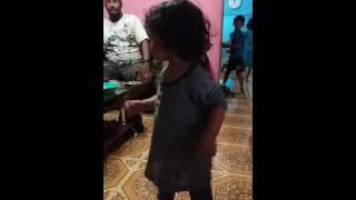 Baby Bohai Goyang Sambalado part1