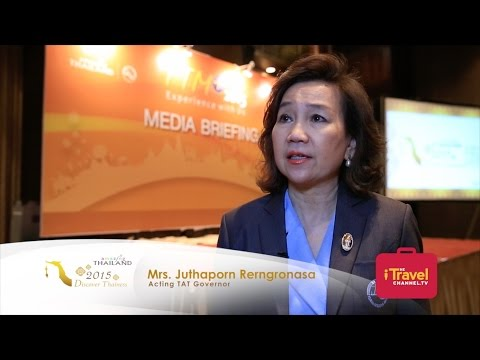 TTM+ 2015: Forecasting the Future of Tourism in Thailand