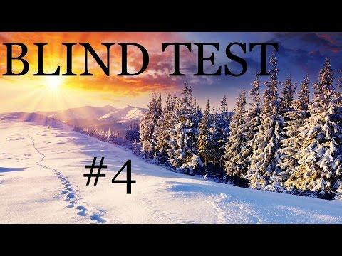 BLIND TEST / quiz musical #4 (films, séries, jeux...) avec réponses