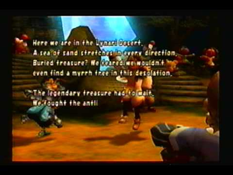 Everybody DANCE! (Final Fantasy Crystal Chronicles GCN Ancient VHS Recordings)
