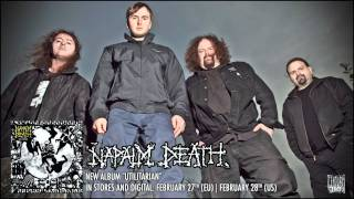 NAPALM DEATH - Leper Colony (OFFICIAL ALBUM TRACK)