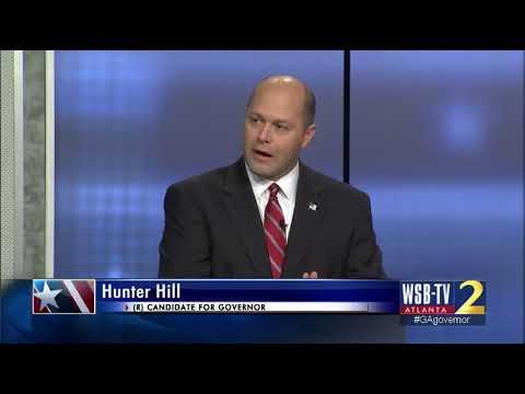 FULL VIDEO:  Channel 2 hosts debate between Republican Candidates