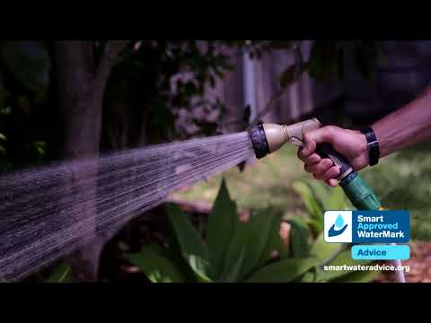 Water wise tips: Save water in the garden