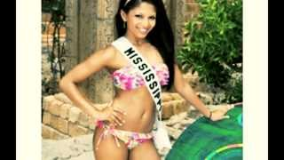 Miss Mississippi 2013 Paromita Mitra 1st Bangladeshi in Miss USA