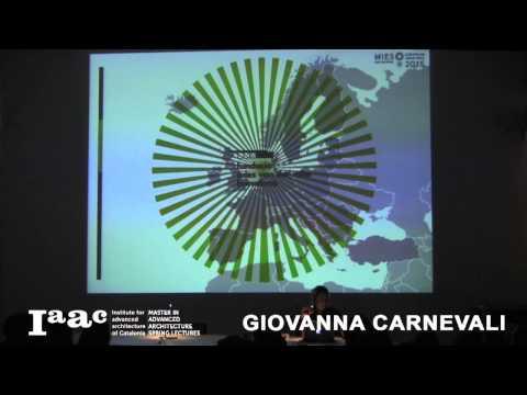 IAAC Lecture Series 2015 - Giovanna Carnevali