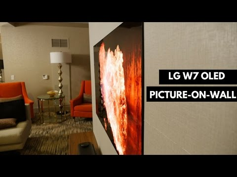 Download Youtube: LG W7 Wallpaper OLED Picture-on-Wall