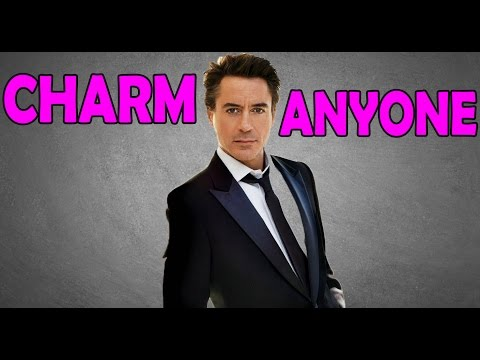 HOW TO CHARM ANYONE | PSYCHOLOGICAL TRICKS