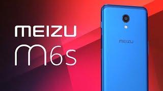 Обзор Meizu M6s: самый необычный Мейзу на сегодня (review)