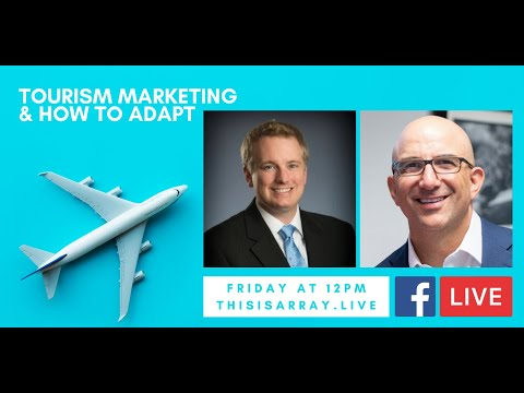 Tourism Marketing and How To Adapt feat Michael Woodhead