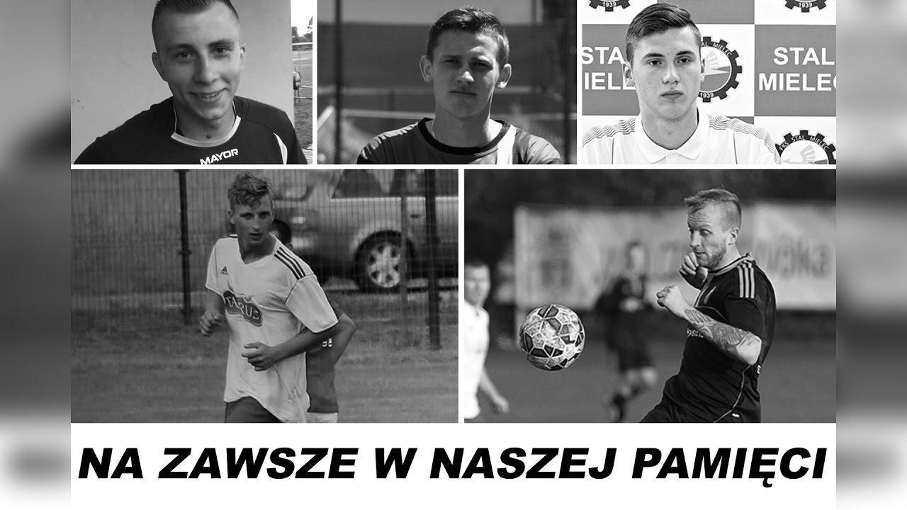 Rok od tragicznej śmierci piłkarzy Wólczanki Wólka Pełkińska