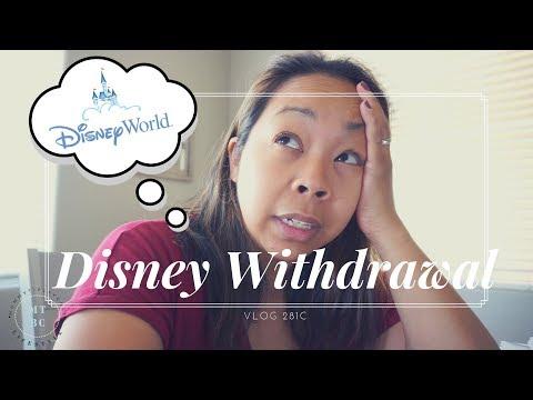 DISNEY WORLD WITHDRAWAL   TeamYniguezVlogs #281c