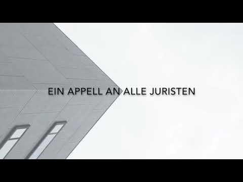 Interview Mag. Beneder - Appell an alle Juristen