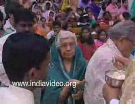 Pathira Kurbana, the Holy Midnight Mass