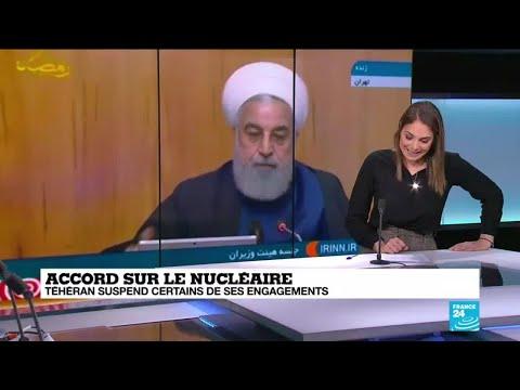 """""""Depuis une semaine il est impossible aux iraniens de vendre du pétrole"""""""
