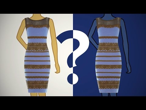 The Color Of The Dress According To Science