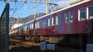 阪急神戸線 7000系7003F 普通 阪急梅田 行 岡本~御影 通過