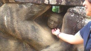 ニャック・ポアン 世界遺産カンボジア:Neak Pean UNESCO World Heritage Site:Angkor Siem Reap,Cambodia