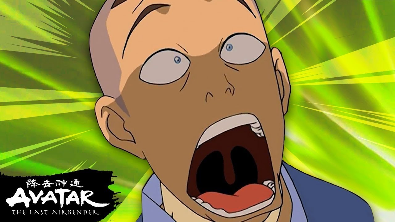 8 Straight Minutes of Sokka Getting Hurt 🤕😭 Avatar: The Last Airbender