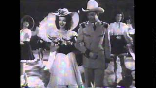Song of Nevada FINALE Roy Rogers DALE EVANS Mary Lee SONS OF THGE PIONEERS