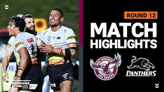 Sea Eagles v Panthers | Round 12 2020 | Telstra Premiership | NRL