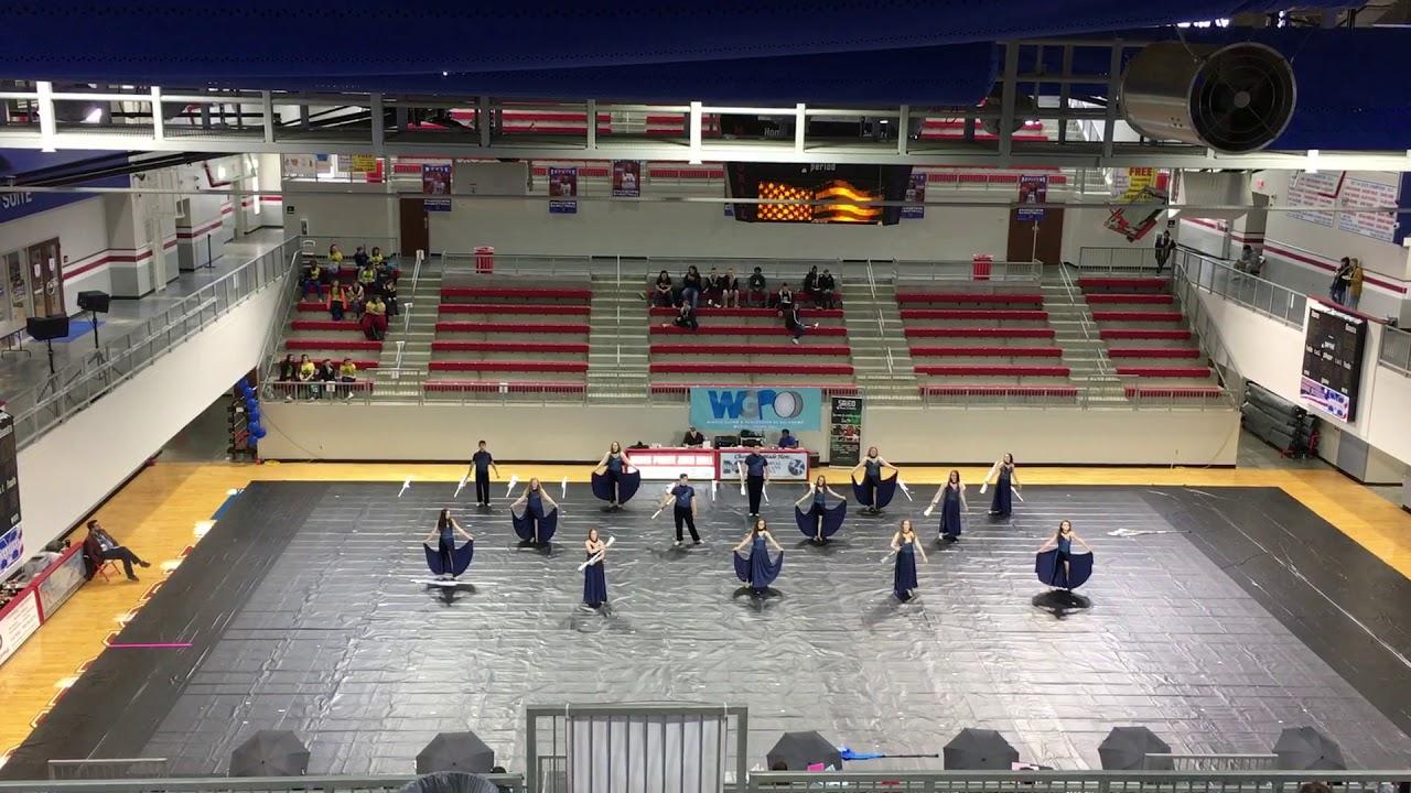 Tahlequah High School Winter Guard Multimedia