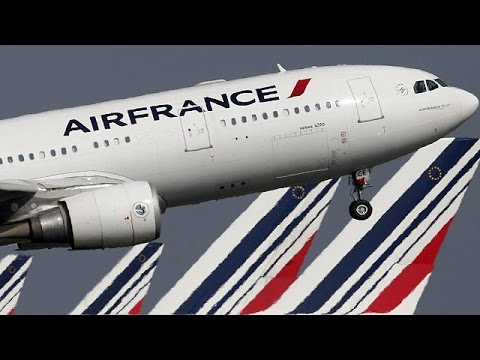 Air France flights set for major disruption as seven-day strike begins