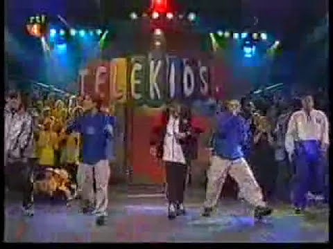 5ive-Slam Dunk Da Funk(telekids 1998)