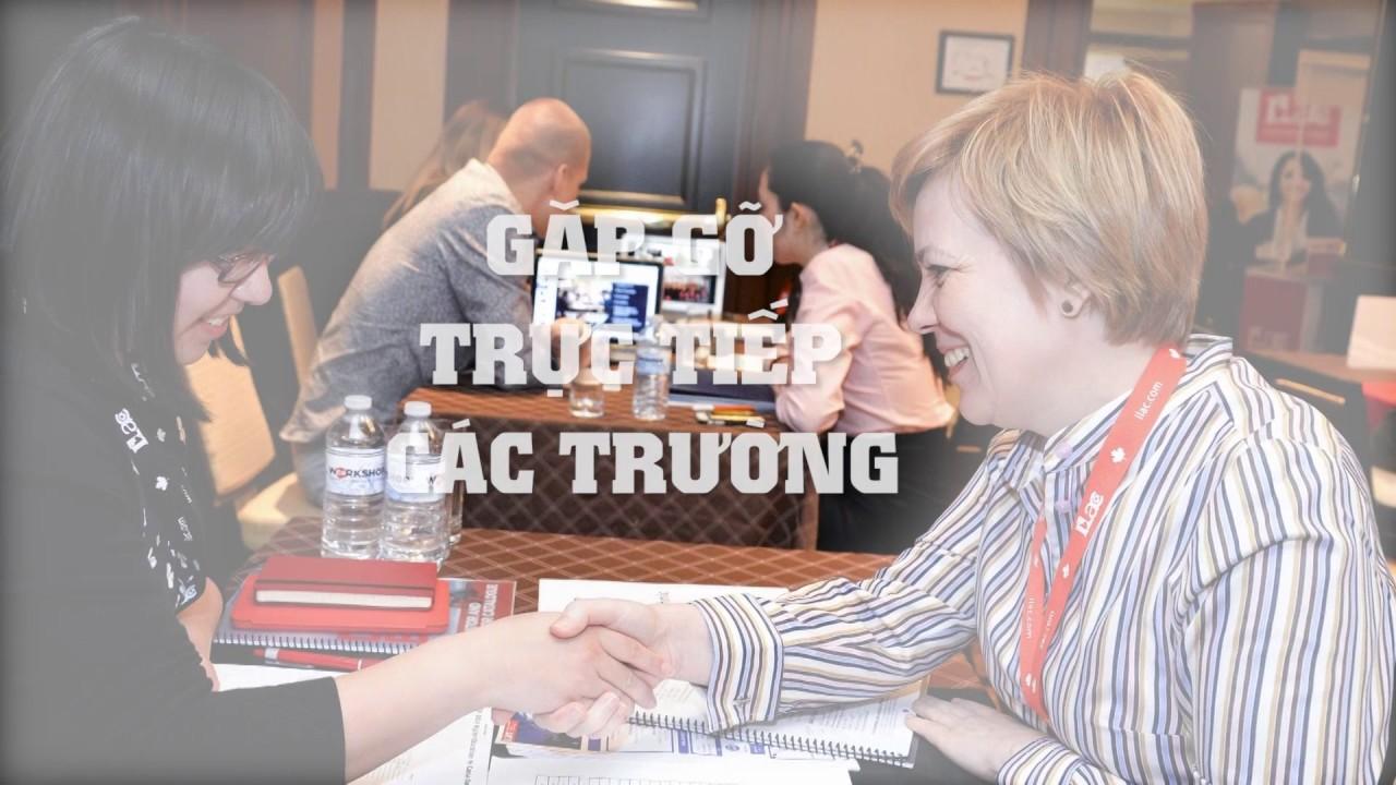 TVC quảng cáo_Triển lãm giáo dục CANADA_lamphim.vn