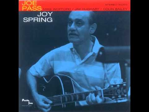 Joe Pass - Joy Spring (live)
