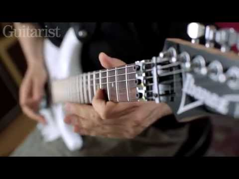 Ibanez JS140WH Demo – Issue 397