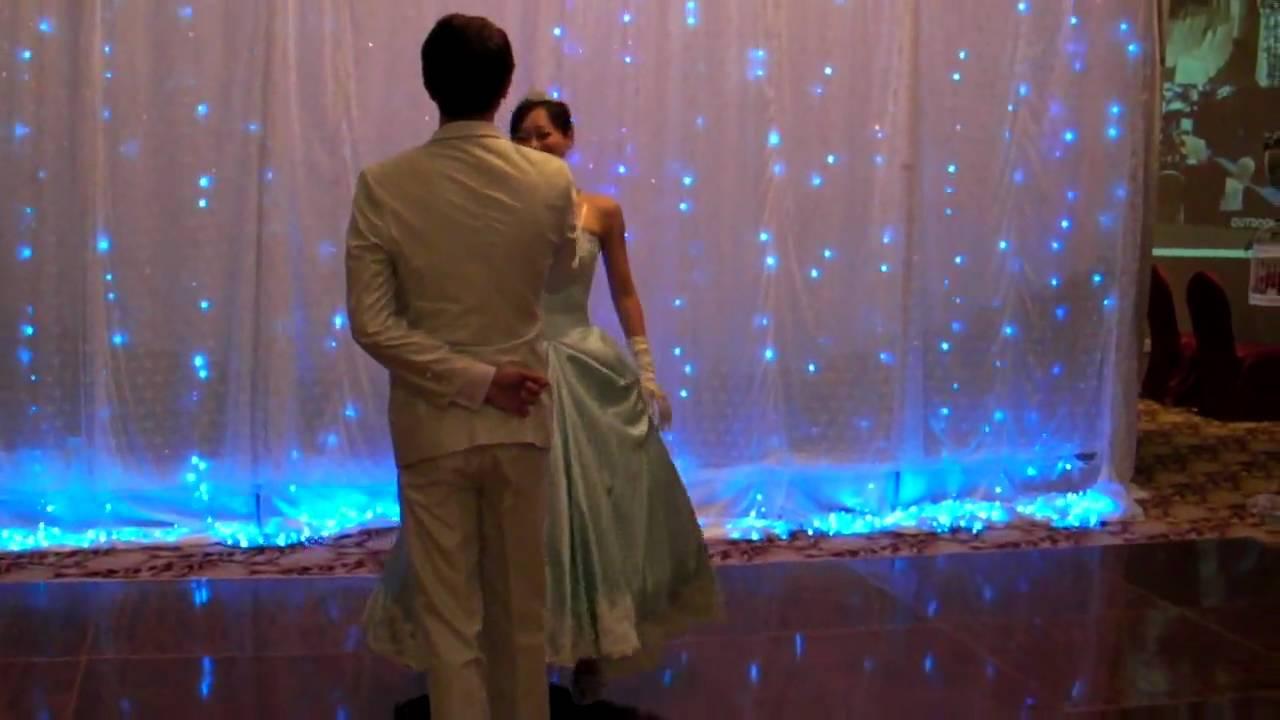 Wedding Dance Fairy Tale Theme Youtube