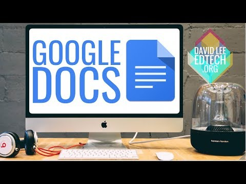How To: Quick Tutorial Of New Google Docs 2019