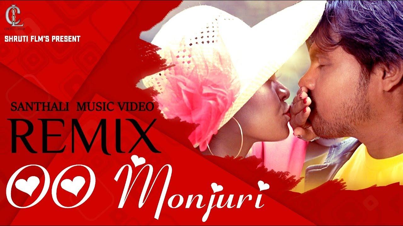 NEW SANTALI VIDEO OO MONJURI REMIX   Lakhan Soren & Manjari Sinku   Boby Singh   S MUSIC