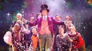 Charlie and the Chocolate Factory | The Perfect Festive Treat