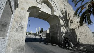 Jerusalem: Ancient Gates, Future Glory #1: The Dung Gate
