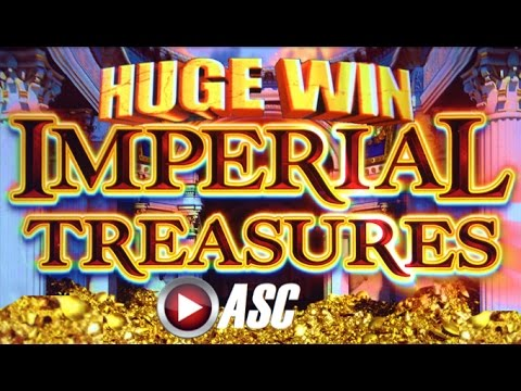 Imperial Treasure Slot Machine