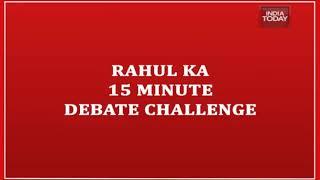 So 😂😂 Sorry | Rahul ka 15 min.  Ka Debate Challenge ||