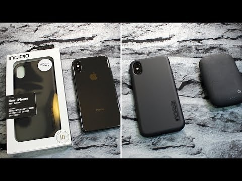 INCIPIO Dual Pro Case || IPhone X