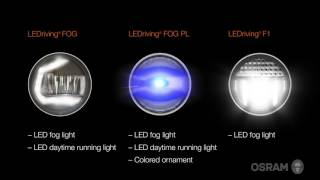 OSRAM LEDriving fog lights  Color up, light up, style up(, 2016-08-11T08:31:13.000Z)