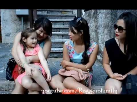 Camilla ThyThy dạy 3 dì nói tiếng Ý