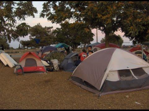 Tent City Ontario Ca -CAMP PURGATORY Documentary