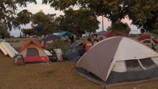 Tent City Ontario Ca -CAMP PURGATORY Documentary