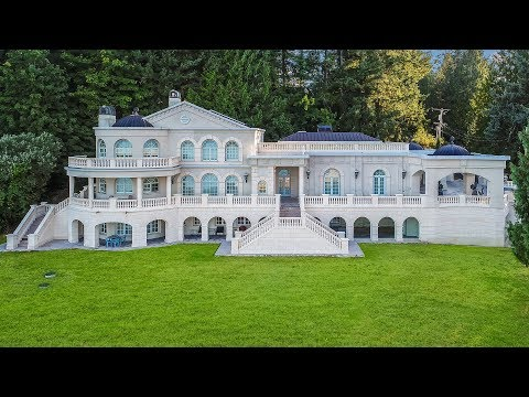 9934 Point View St NE, Olympia | Grand Waterfront Estate