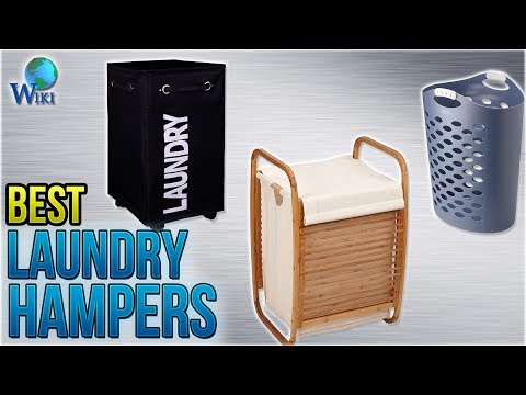 10 Best Laundry Hampers 2018
