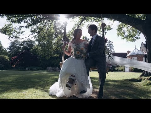 'Making me the luckiest man I know' Alex & Hannah's Wedding Day @ Chilston Park in Maidstone
