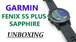 Garmin Fenix 5s Plus Sapphire Review Lowest Price Aug 2019